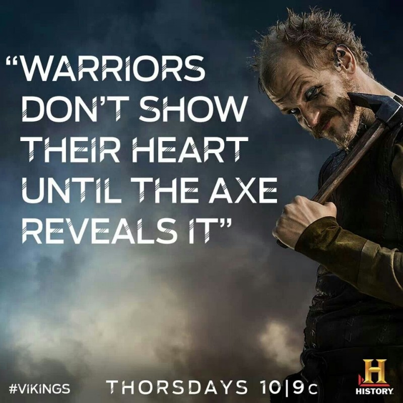 Vikings Tv Show Quote 6 Picture Quote #1