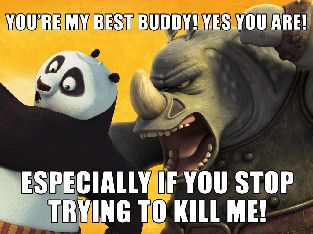 Panda Quotes Kung Fu Panda Movie Quotes & Sayings  Kung Fu Panda Movie Picture