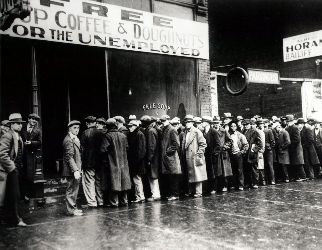 Great Depression Quote 2 Picture Quote #1