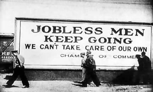 Great Depression Quote 15 Picture Quote #1