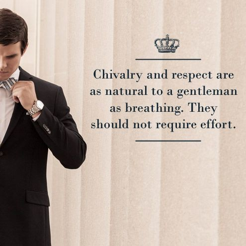 Chivalry Quote 2 Picture Quote #1