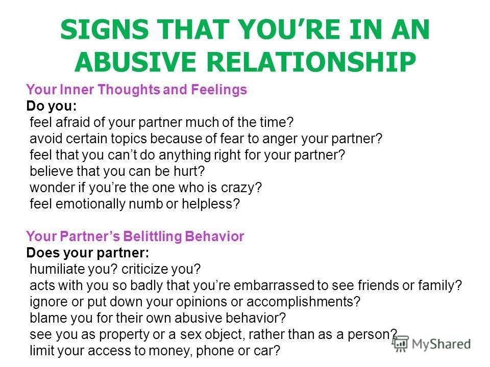 Abusive Relationship Quotes & Sayings | Abusive Relationship ...