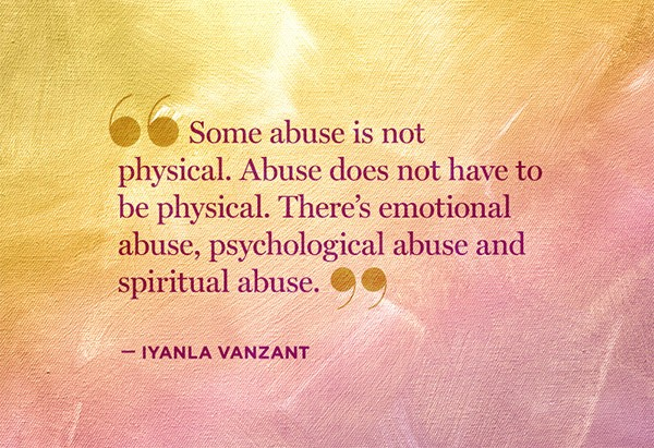 Abusive Relationship Quote 22 Picture Quote #1