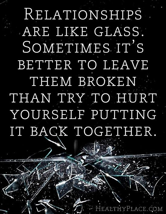 Quote About Leaving Abusive Relationship 1 Picture Quote #1
