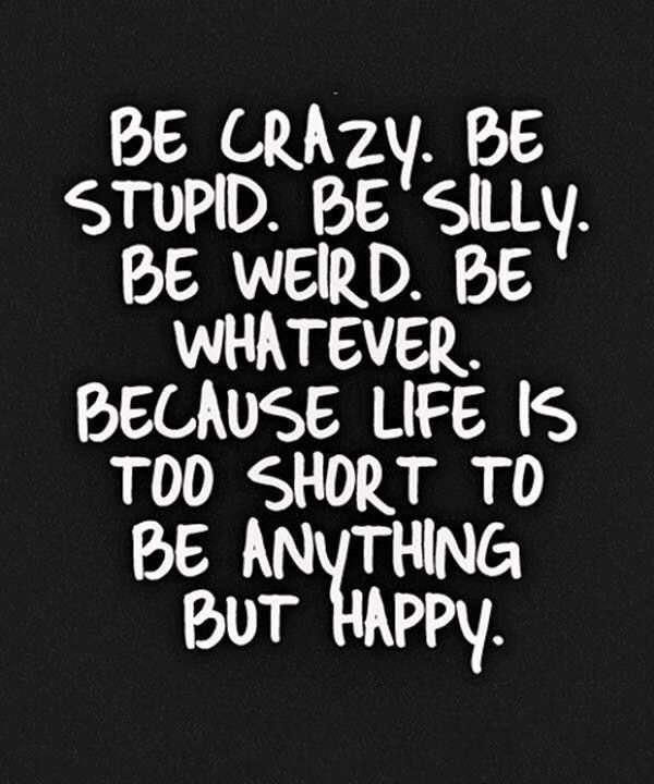 Crazy Life Quote 3 Picture Quote #1