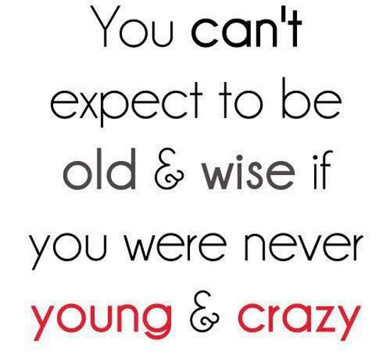 Crazy Life Quote 4 Picture Quote #1