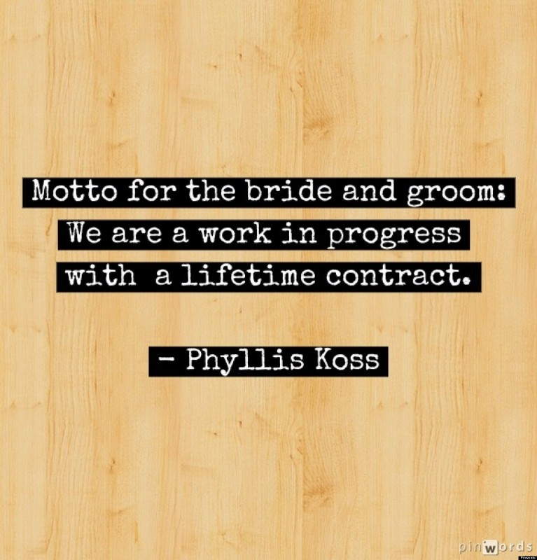 Wedding Advice Quote 13 Picture Quote #1