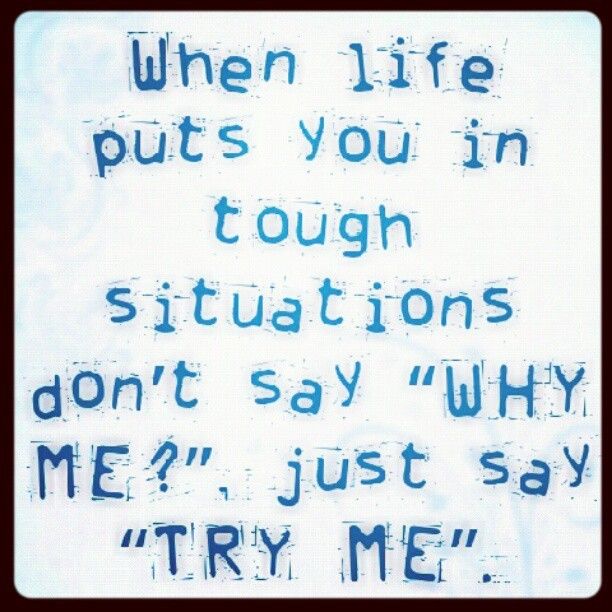 Tough Life Quote 4 Picture Quote #1