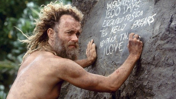 Tom Hanks Cast Away Quote 3 Picture Quote #1