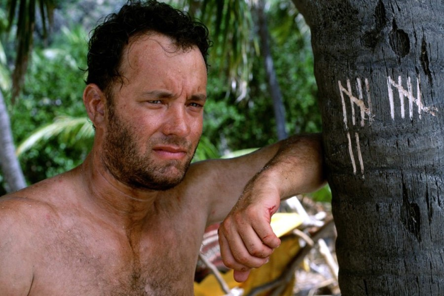 Tom Hanks Cast Away Quote 4 Picture Quote #1