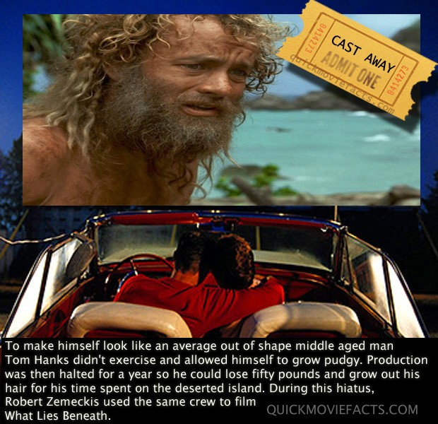 Cast Away Quote 1 Picture Quote #1