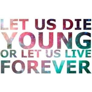 Being Young Quote 3 Picture Quote #1