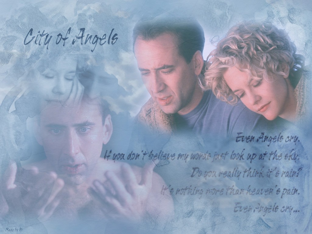 City Of Angels Movie Quote 4 Picture Quote #1