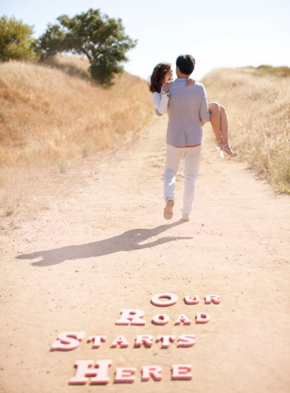 Newly Engaged Quote 1 Picture