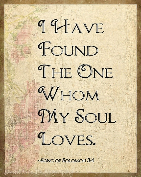 Song Of Solomon Love Quote 6 Picture Quote #1