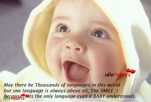 Baby Smile Quote 5 Picture Quote #1