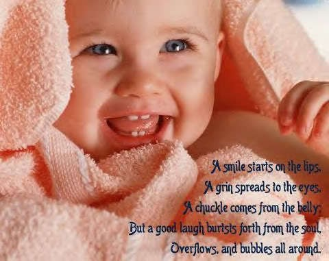 Baby Smile Quote 8 Picture Quote #1