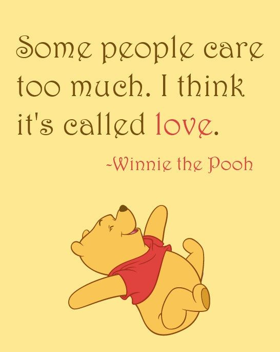 Caring Too Much Quote 9 Picture Quote #1