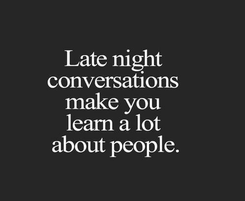 Conversation Quote 4 Picture Quote #1