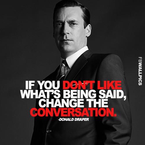 Conversation Quote 5 Picture Quote #1