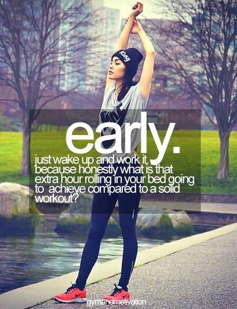 Morning Motivational Quote 5 Picture Quote #1
