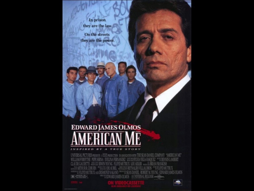 American Me Quote 2 Picture Quote #1