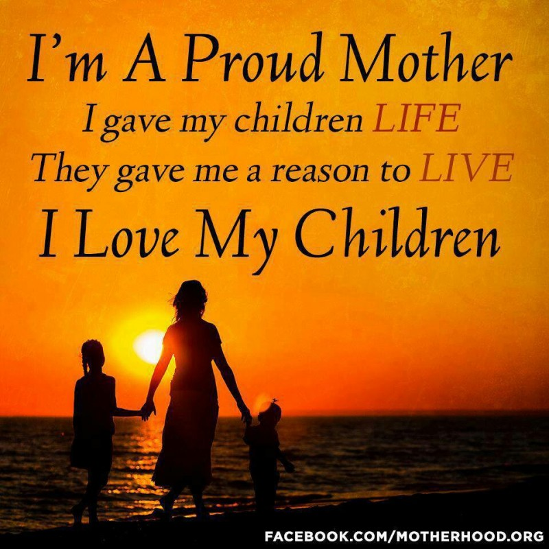 Proud Mom Quotes | Proud Mom Sayings | Proud Mom Picture Quotes