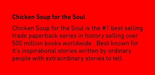 Chicken Soup Quotes: Chicken Soup For The Soul Quote