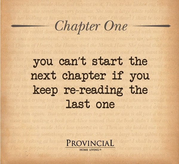New Chapter Quote 4 Picture Quote #1