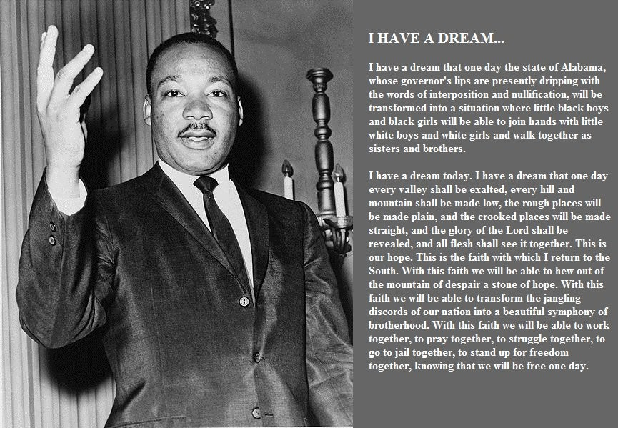 I Have A Dream Quote 2 Picture Quote #1