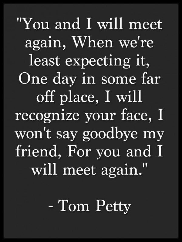 Until We Meet Again Quote For Friends 3 Picture Quote #1