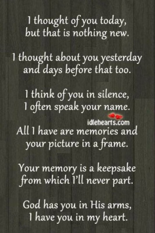 Until We Meet Again Funeral Quote 3 Picture Quote #1