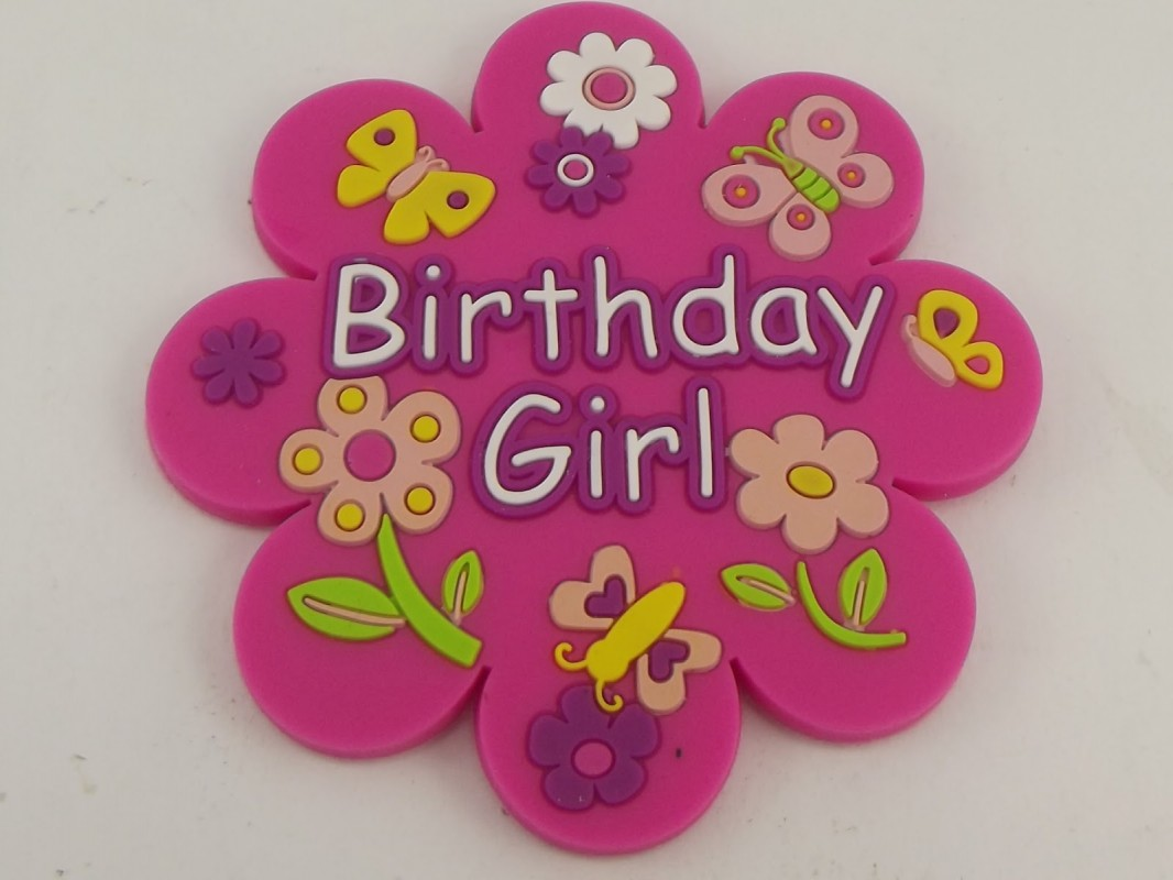 Birthday Girl Quote 6 Picture Quote #1