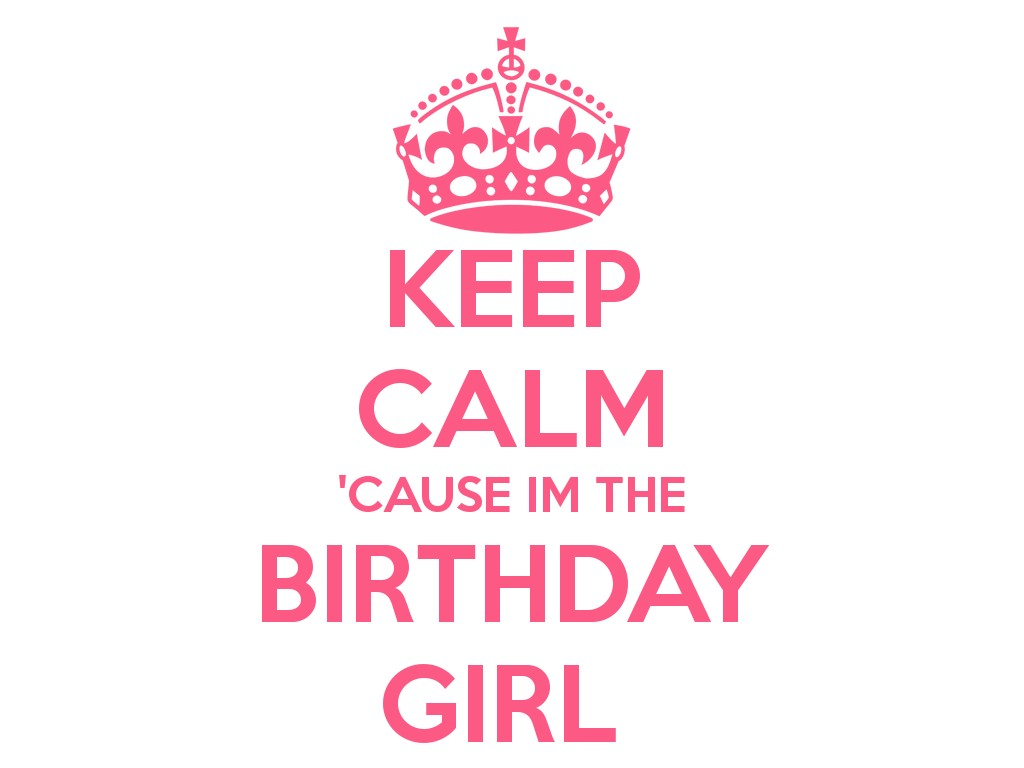 Birthday Girl Quote 7 Picture Quote #1