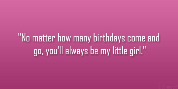 Birthday Girl Quote 8 Picture Quote #1