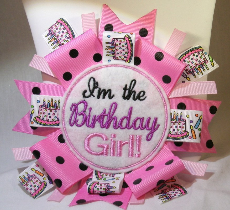 Im The Birthday Girl Quote 2 Picture Quote #1