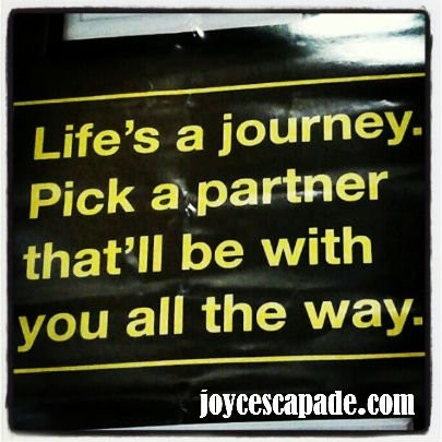 Life Partner Quote 4 Picture Quote #1