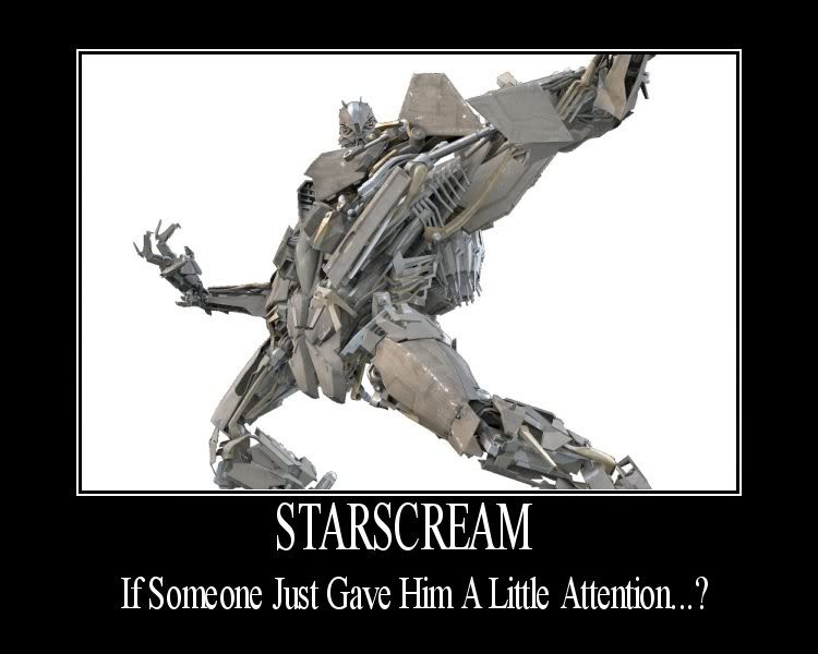 Starscream Quote 1 Picture Quote #1