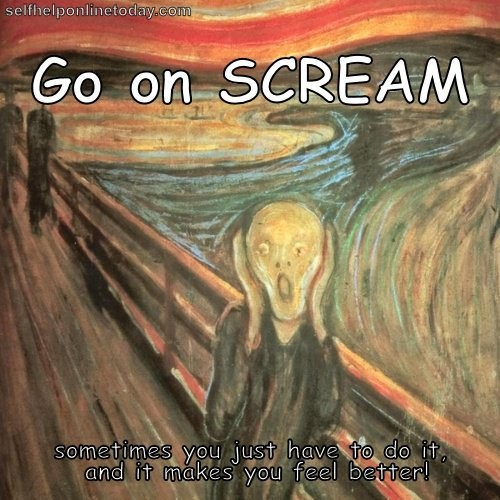 Scream Quote 6 Picture Quote #1