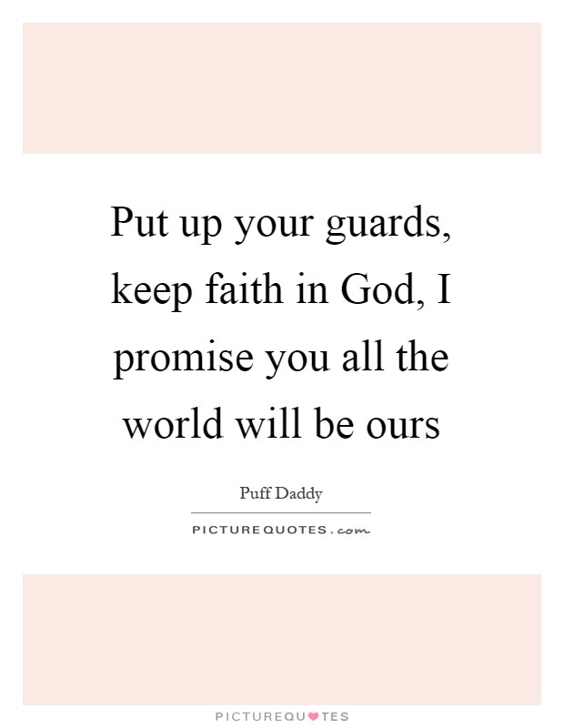 Keep The Promise Quotes & Sayings | Keep The Promise Picture ...
