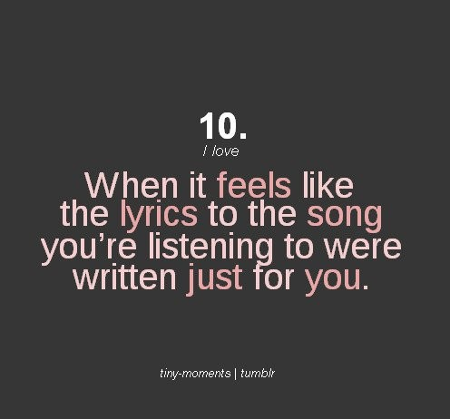 I Love Music Quote 4 Picture Quote #1