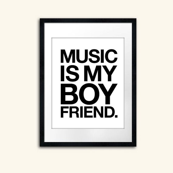 I Love Music Quotes