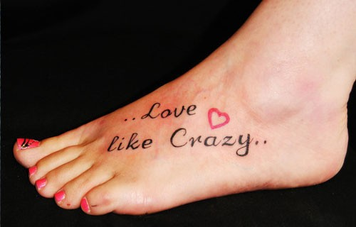Cute Feet Quote 2 Picture Quote #1