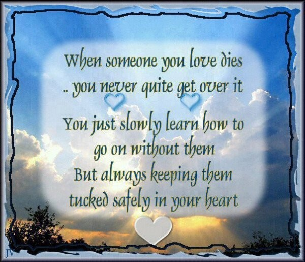 Losing Someone You Love Quote 3 Picture Quote #1