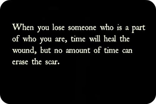 Losing Someone You Love Quote 5 Picture Quote #1