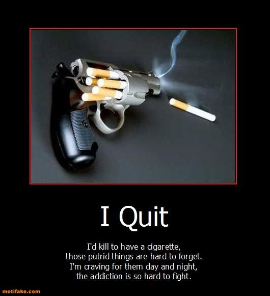 Quit Smoking Quote 1 Picture Quote #1