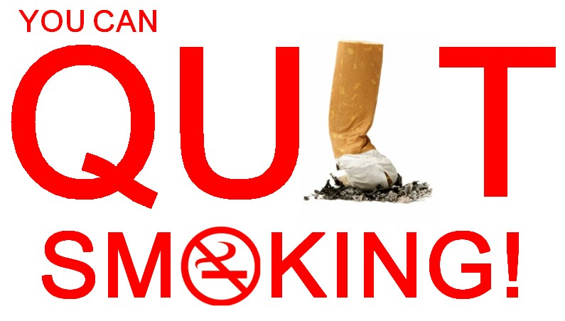 Quit Smoking Quote 8 Picture Quote #1