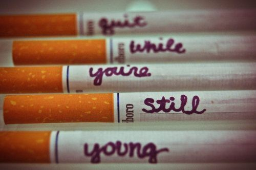 Quit Smoking Quote 11 Picture Quote #1