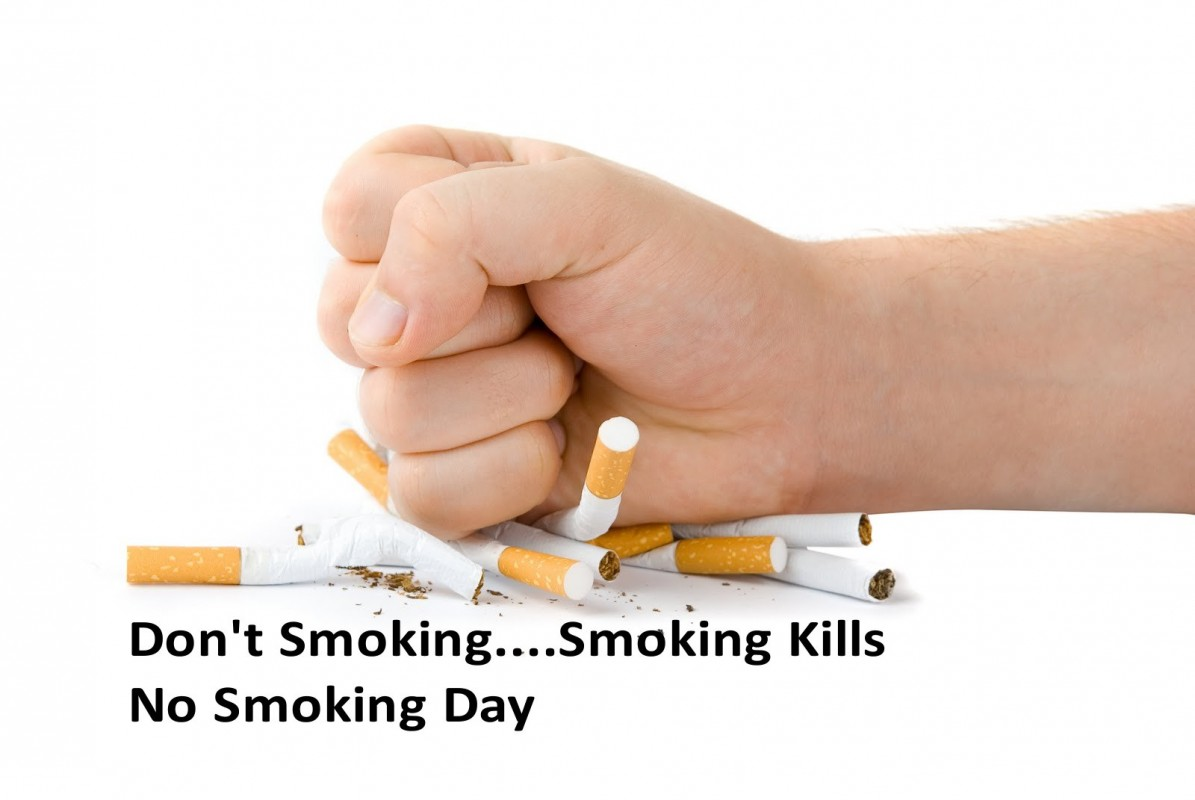 Quit Smoking Quote 16 Picture Quote #1