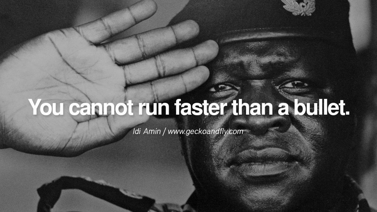 Famous Dictator Quote 1 Picture Quote #1